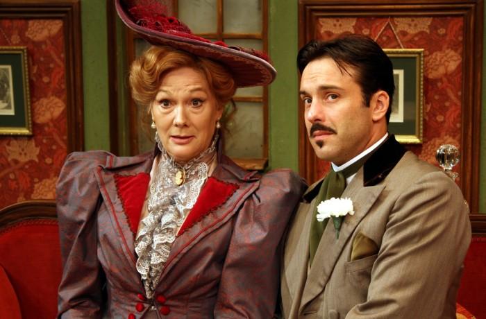 Algernon and Lady Bracknell