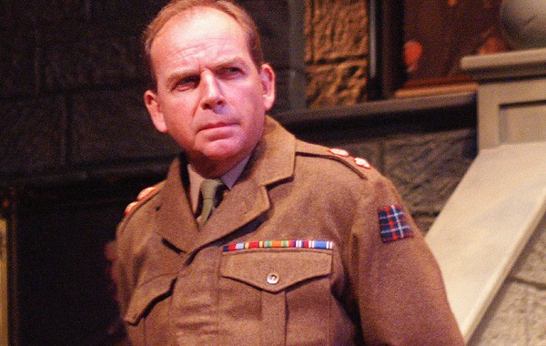 Colonel Basil Barrow
