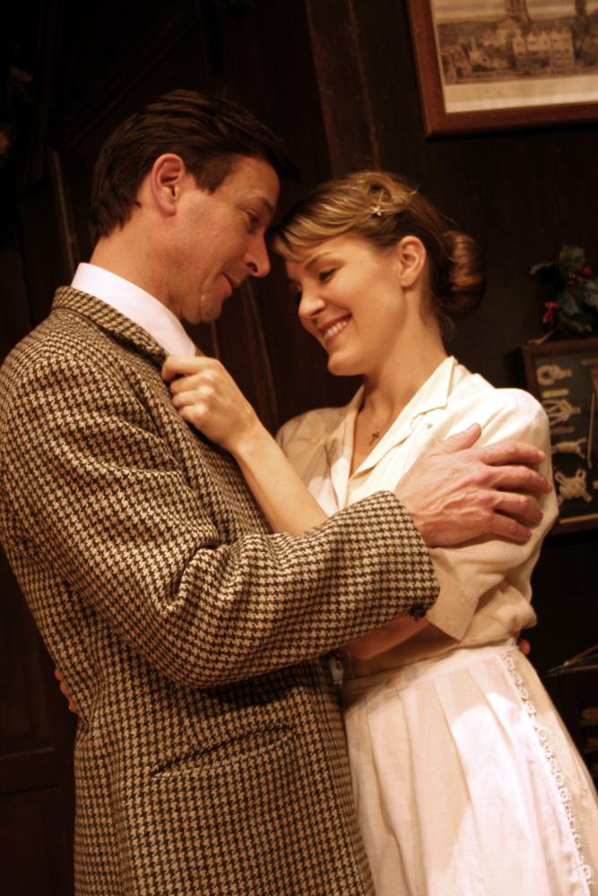 Jenny Gregory & David Patterson