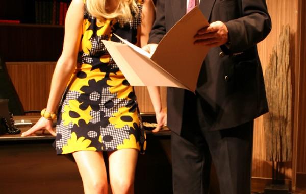 Dr Flemming & Susan Hudson