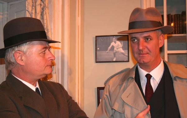 Inspector Hubbard & Thompson