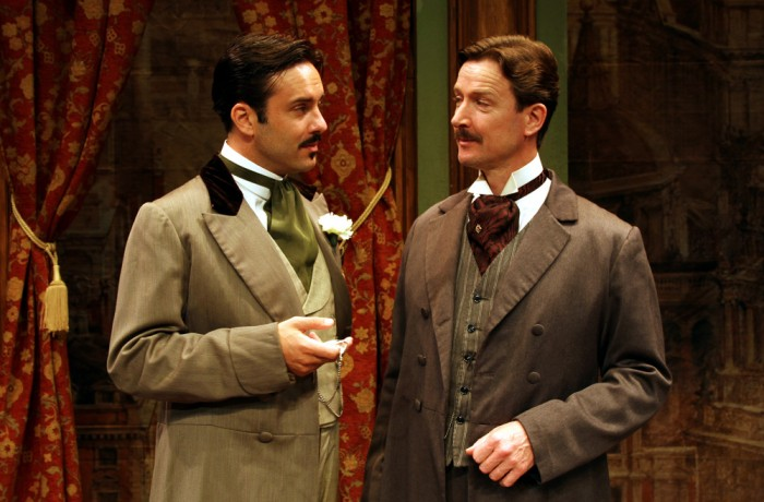 Algernon and Earnest