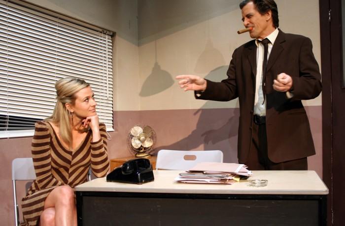 Columbo and Susan Hudson