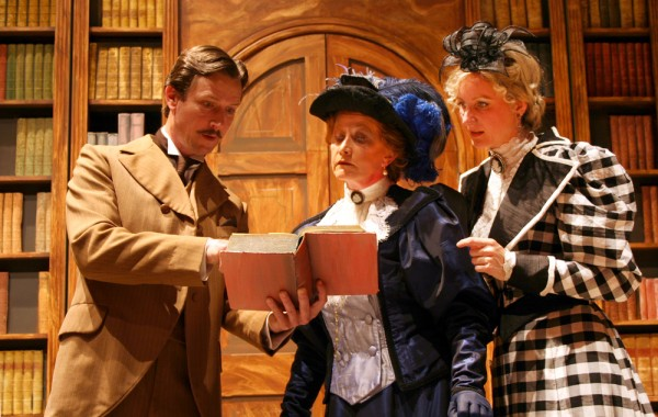 Lady Bracknell, Gwendolen and Earnest