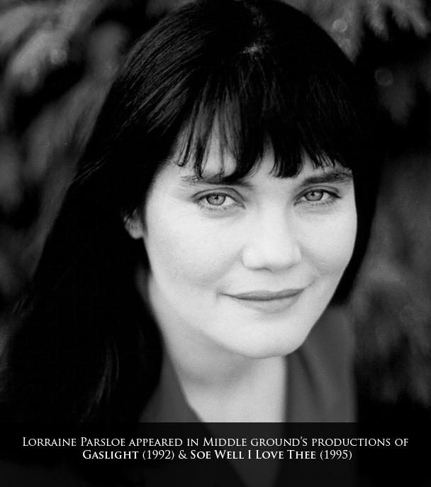Lorraine Parsloe