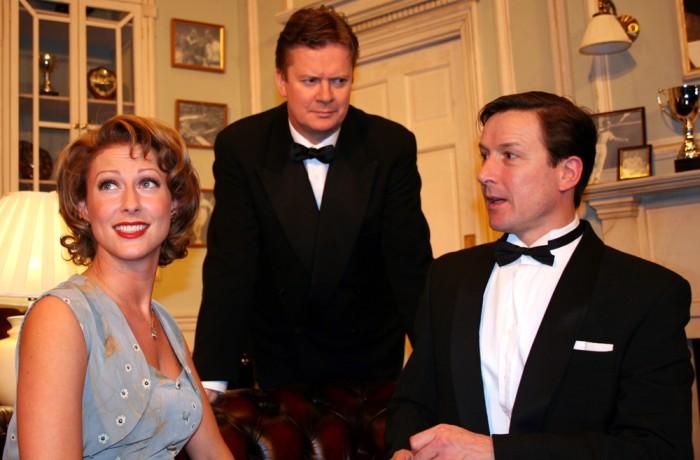 Tony, Sheila and Max
