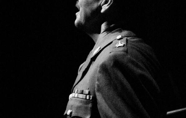 Major Jock Sinclair