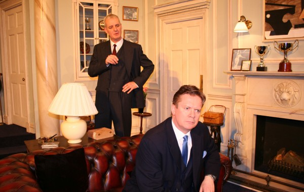 Tony Wendice & Inspector Hubbard