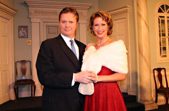 Tony & Sheila Wendice