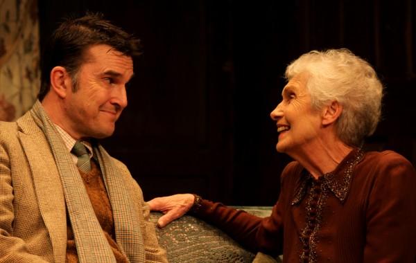 David Patterson & Aunt Lydia