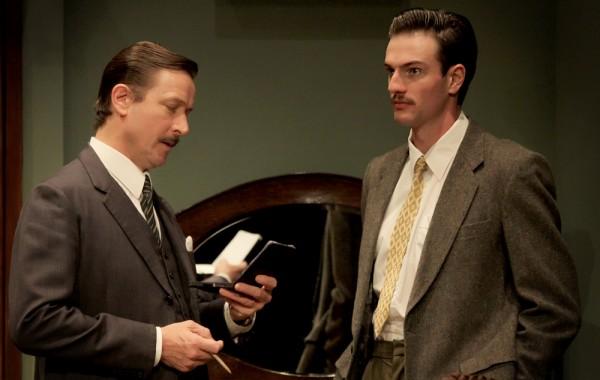 Inspector Craddock & Patrick Simmons