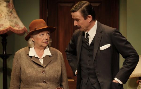 Inspector Craddock & Miss Marple