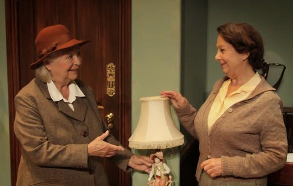 Miss Marple & Dora Bunner