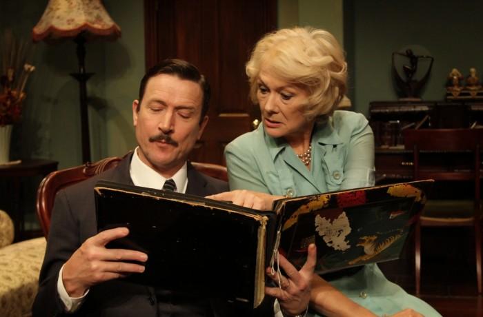 Letitia Blacklock & Inspector Craddock