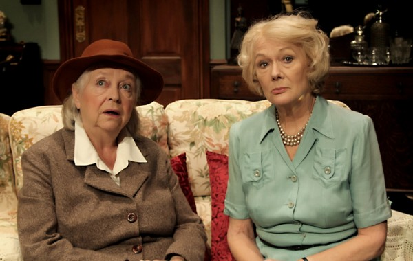 Miss Marple and Letitia Blacklock