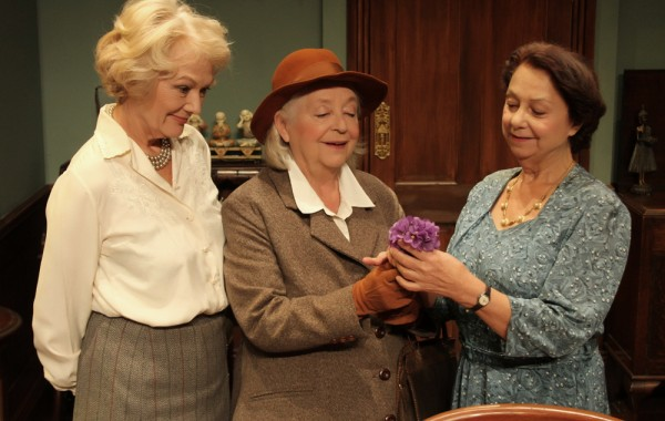 Miss Marple, Letitia and Dora