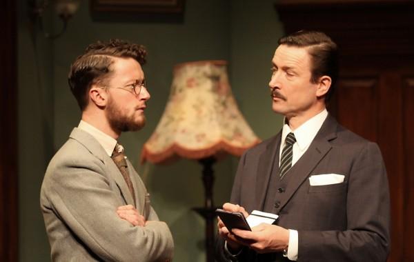 Inspector Craddock & Edmund Swettenham