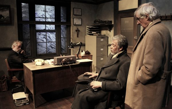 Galvin's Office