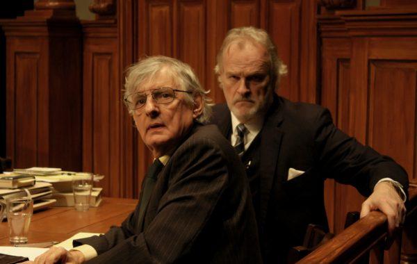 Frank & Moe in Court