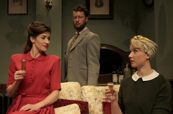 Julia, Edmund & Phillipa