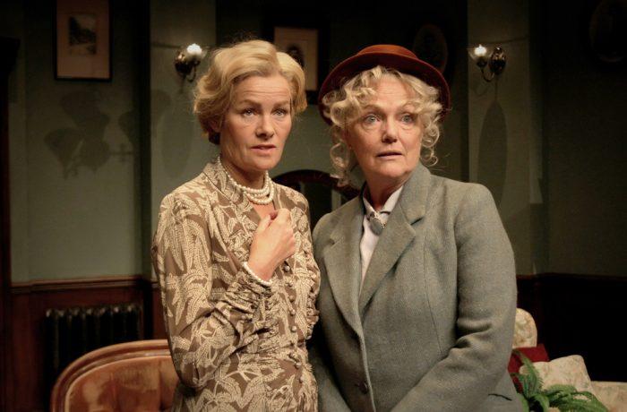 Miss Marple & Letitia Blacklock