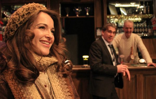Donna in Meehan's Bar