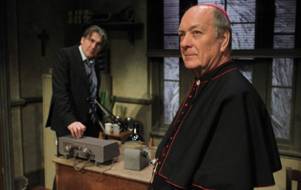 Galvin and Bishop Brophy