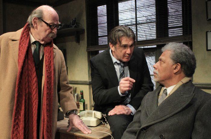 Galvin, Moe & Dr Thompson