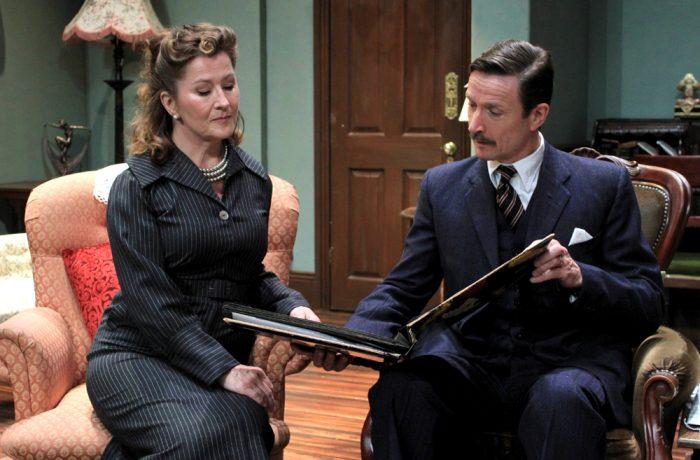 Letitia and Inspector Craddock
