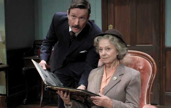 Miss Marple and Inspector Craddock