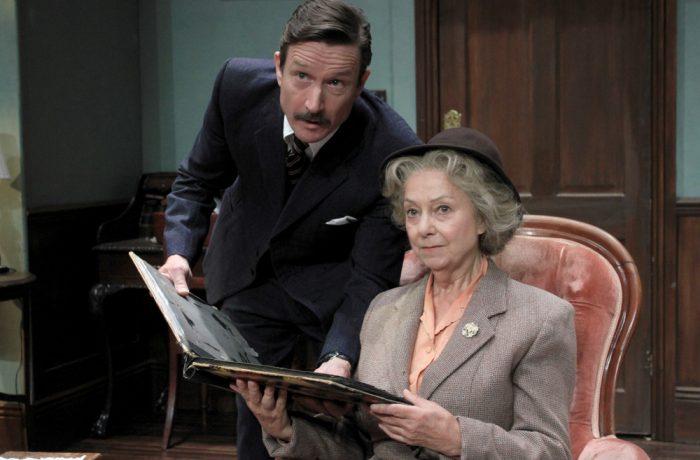 Miss Marple and Inspector Craddock