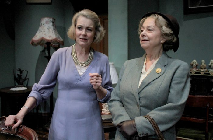 Letitia Blacklock & Miss Marple