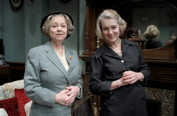 Miss Marple & Letitia Blacklock