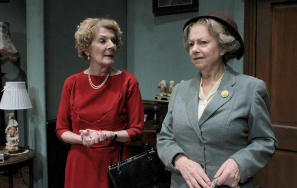 Miss Marple & Mrs Swettenham