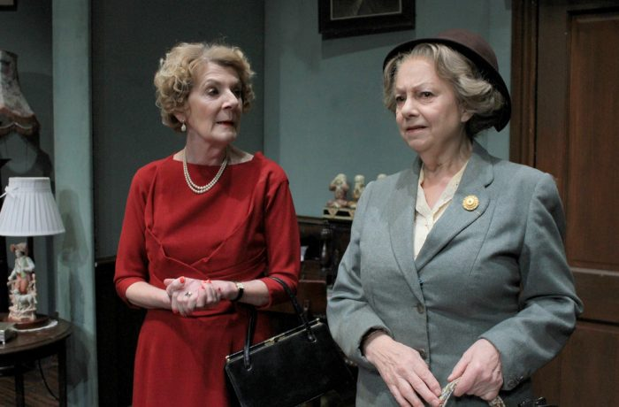 Miss Marple & Mrs Swettenham